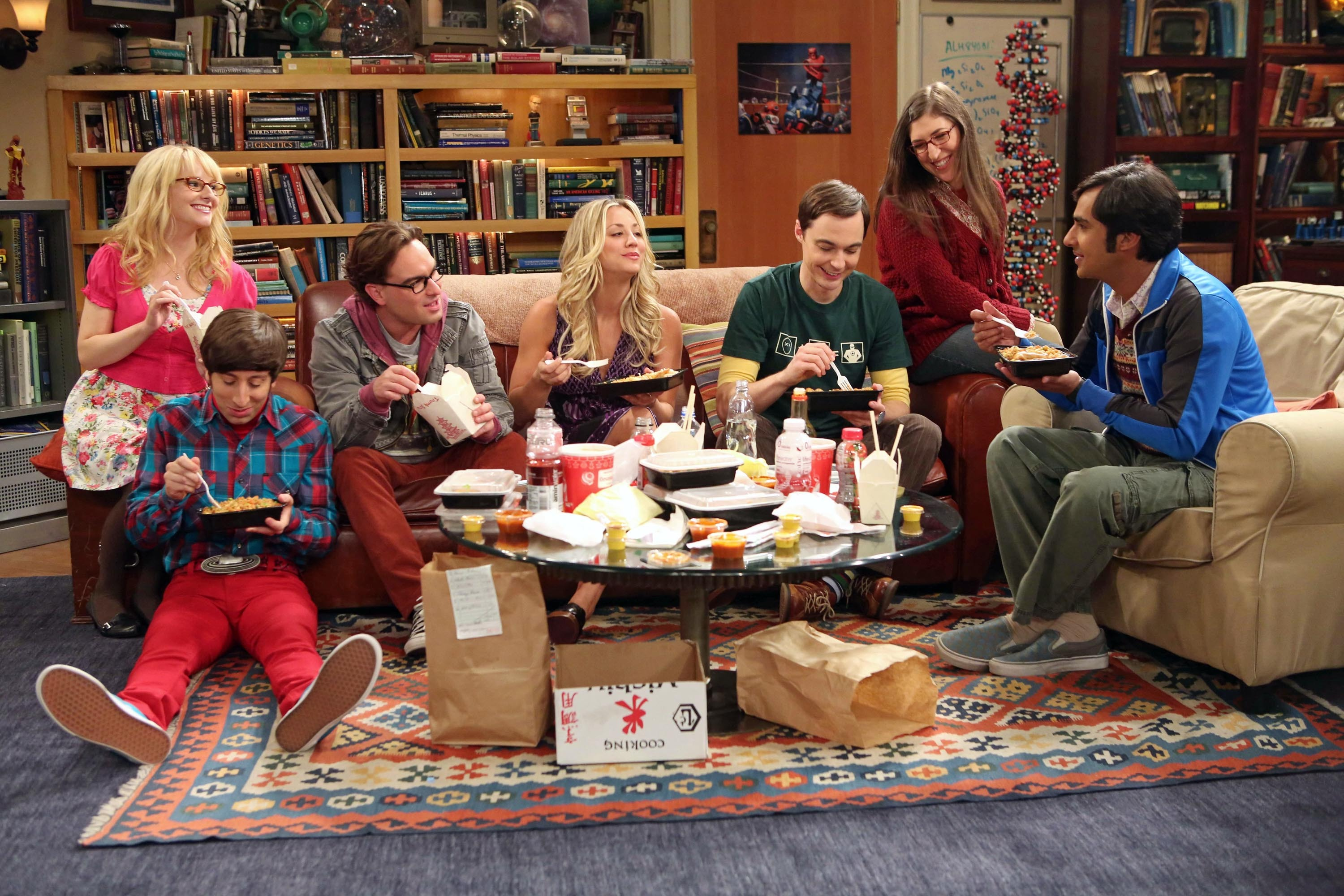 The Big Bang Theory and Community
