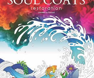 Christian Colouring Book Study – by Calgary Illustrators